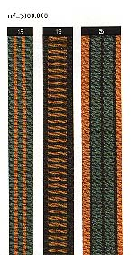 Roca Plattband 15mm