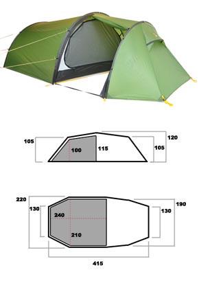 Arctic Alpine Design WBT4 + golv