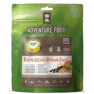 Adventure Food Expedition Breakfast